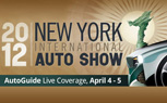 2012 New York Auto Show Video Wrap Up