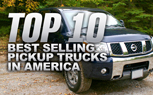 Top 10 Best Selling Pickup Trucks in America