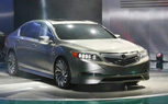 Acura RLX Video, First Look: 2012 NY Auto Show