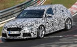 2013 Audi RS6 Nurburgring Spy Photos