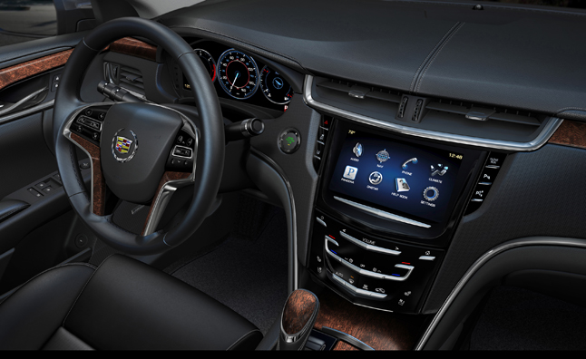 Right on CUE: Cadillac's new Infotainment System Sets the Stage