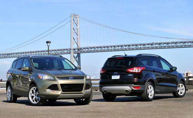 2013 Ford Escape Official MPG Numbers Announced