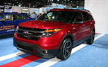 2013 Ford Explorer Sport is the SHO of Crossovers: 2012 New York Auto Show