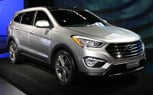 2013 Hyundai Santa Fe Video, First Look: 2012 NY Auto Show