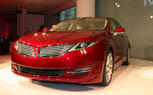 2013 Lincoln MKZ World Premiere: 2012 NY Auto Show