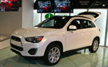 2013 Mitsubishi Outlander Sport Gets More Standard Features: 2012 NY Auto Show
