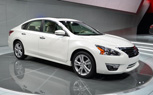 2013 Nissan Altima Video, First Look: 2012 NY Auto Show