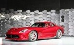 SRT Viper Prototype Goes for Drive on Detroit Streets: Ralph Gilles Driving