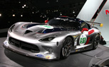 Viper GTS-R to Reclaim Racing Glory – Photo Gallery: 2012 NY Auto Show