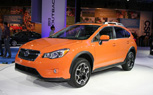 2013 Subaru XV Crosstrek Hits US Shores: 2012 New York Auto Show