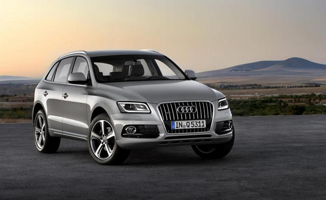 2013 Audi Q5 Engine Options: Hybrid, Supercharged V6 – Video