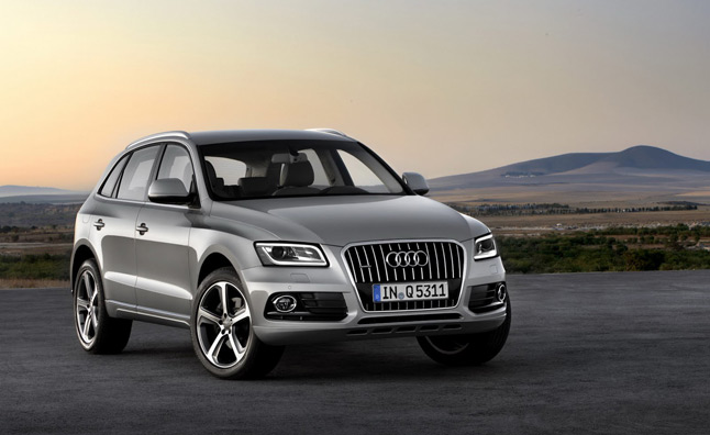 2013 Audi Q5 Facelift Officially Revealed