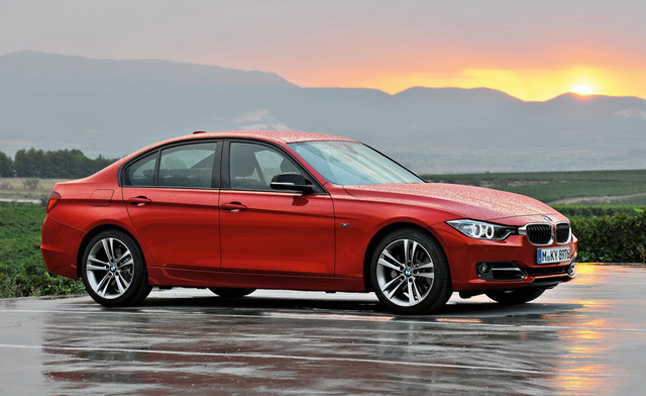 BMW Beats Mercedes-Benz in First Quarter Sales