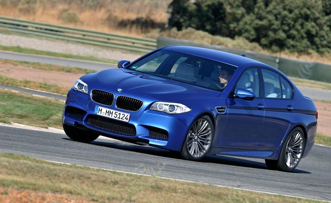 2013 BMW M5 US Order Guide Available for Download