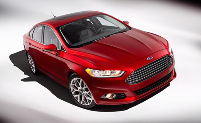 2013 Ford Fusion Start-Stop System Priced at $295