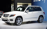 2013 Mercedes GLK Video, First Look: 2012 NY Auto Show