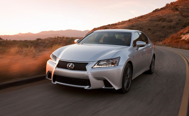 Lexus GS Q1 Sales Pass 2011 Total Sales