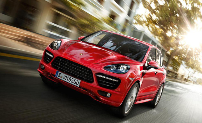 Porsche Cayenne GTS Video Released