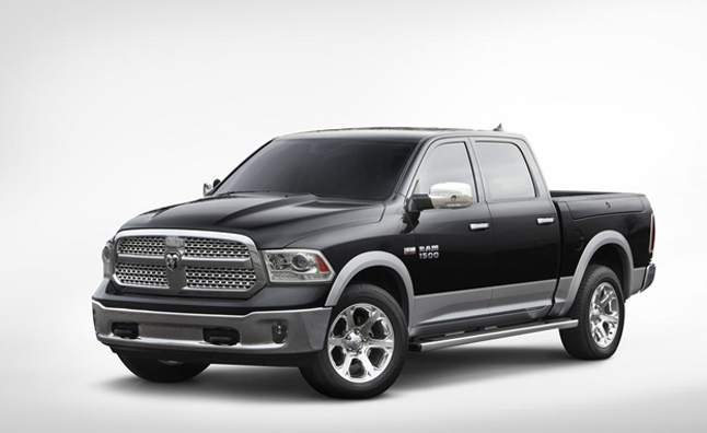 2013 RAM 1500 Unveiled With 8-Speed Transmission: 2012 NY Auto Show