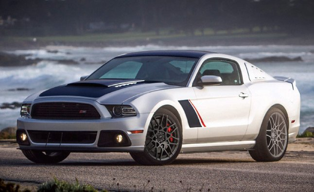 One-Off Roush Mustang to be Auctioned for Charity