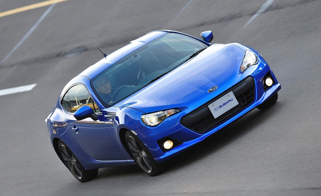 Subaru BRZ Might See Turbo Variant, Scion FR-S Will Not