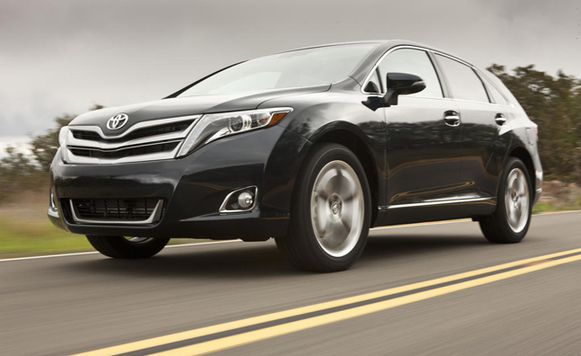 2013 Toyota Venza Revealed Before New York Auto Show Debut