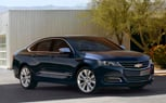 2014 Chevy Impala Aims to Retain Lead, Regain Glory With Camaro Styling: 2012 NY Auto Show
