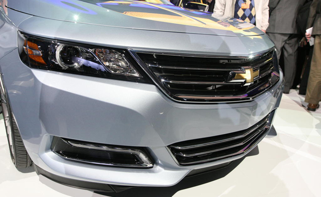 2014 Chevy Impala Video, First Look: 2012 NY Auto Show