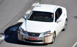 2014 Lexus IS Test Mule Spy Photos