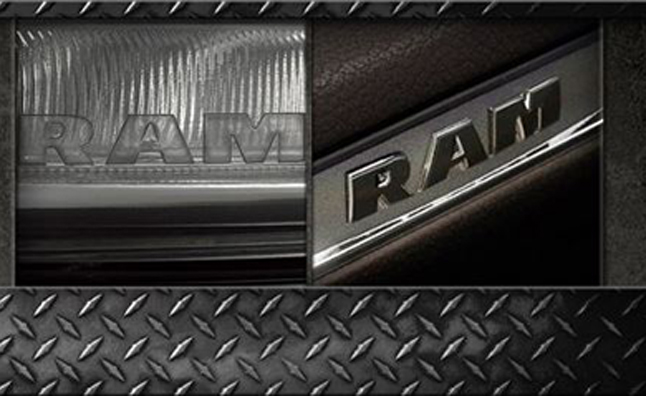 Ram 1500 Fourth Teaser Image Released Ahead of New York Auto Show Debut