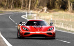Koenigsegg Agera R Pummels Nurburgring Straight At Mind-bending 249.5 MPH – Video