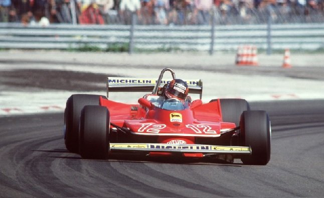 Gilles Villeneuve Tribute to be Held at Fiorano Test Track