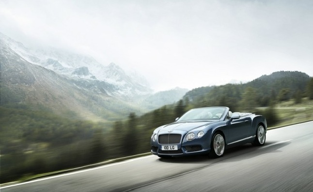 Bentley Announces Global Partnership with Starwood Luxury Hotels