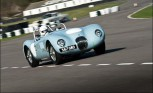 Racing Reverend Takes to the Track in a 1952 Jaguar C-type