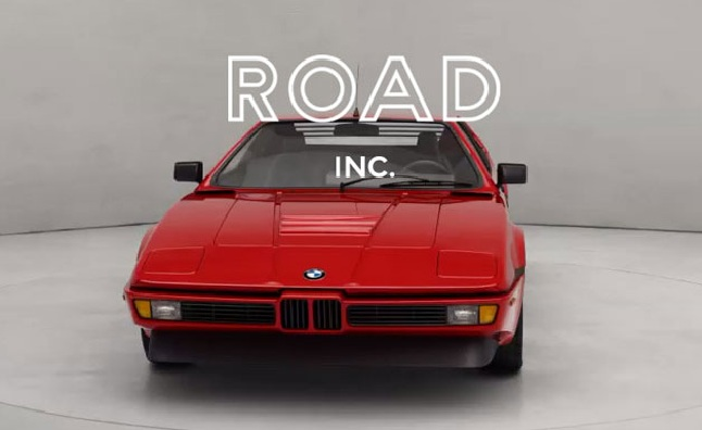 Road Inc. Smartphone App is a Car Museum on the Go