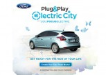 2012 Ford Focus Electric Road Trip Facebook Game Released