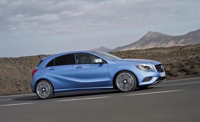 Mercedes-Benz A-Class AMG Will Get All-Wheel Drive Setup