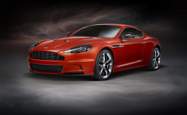 New Aston Martin to Get 550 HP, Ultimate Edition as Generation-Ending Sendoff