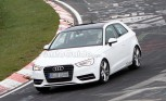 Audi S3 Prototype Caught Testing in Spy Photos