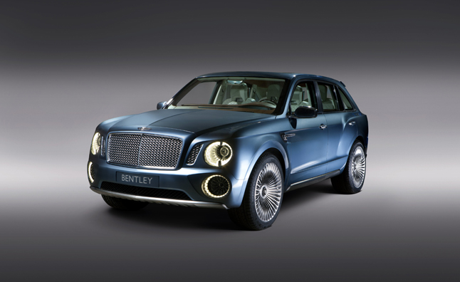 Bentley EXP 9 F Drivetrain Details Released, Plug-In Hybrid Possible
