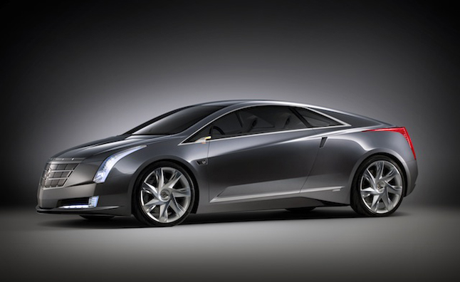 2014 Cadillac ELR to Bow Next Year with Chevy Volt Powertrain