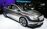 Infiniti LE Concept Video, First Look: 2012 NY Auto Show