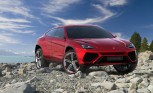 Lamborghini Urus SUV Pictures Leaked Ahead Of Beijing Debut