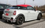 MINI Coupe JCW GP Spy Photos Reveal Fastest MINI Yet