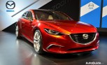 2013 Mazda6 V6 Option Dropped for Skyactiv Four-Cylinder