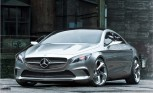 Mercedes-Benz Concept Style Coupe is Longer, More Stylish A-Class