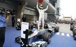 Nico Rosberg Delivers First Mercedes F1 Win Since 1955