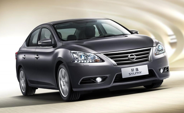 Nissan Sylphy Debuts at Beijing Auto Show, Previews New Sentra