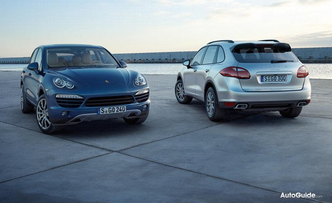2013 Porsche Cayenne Diesel Hits American Markets, Priced From $55,750