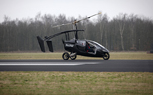 PAL-V Flying Car Makes Successful Maiden Flight